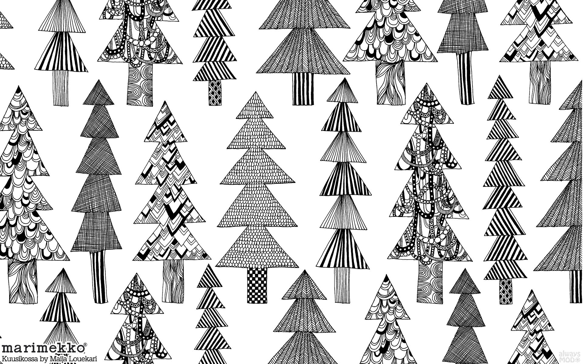 全部無料!北欧風からタイポグラフィまでいろいろあるよ、壁紙特集