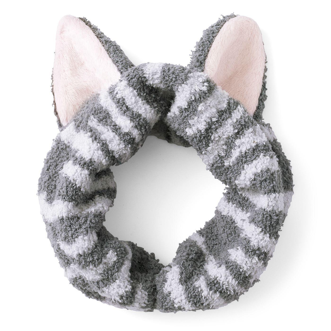 今日は猫の日なので…猫になれちゃう?猫耳ヘアバンド
