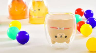 思わず笑顔になっちゃう!GOODGLASのデザインダブルウォールグラス
