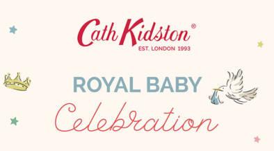 Cath Kidstonから、ロイヤルベビー誕生記念アイテムが登場!2019年生まれにオススメ。