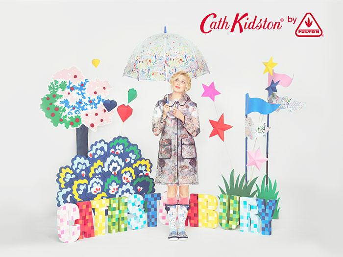 むしろ早く使いたい!Cath Kidstonのレイングッズが華やかカワイイ。