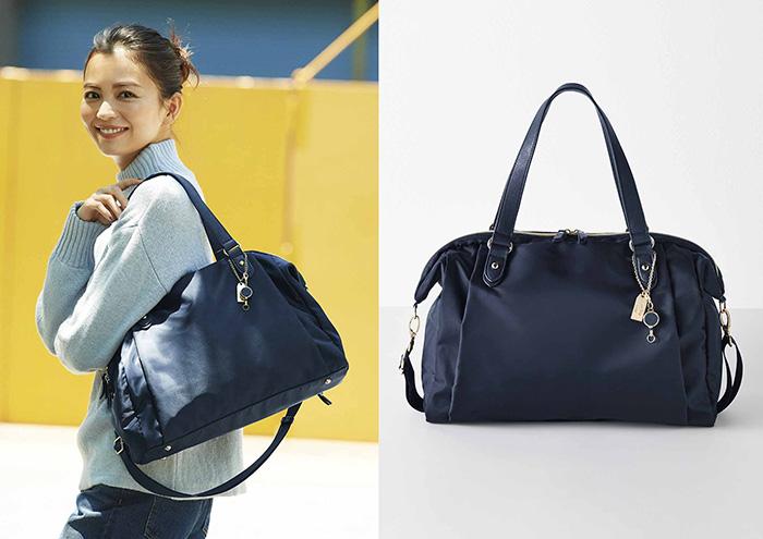 通勤にも行楽にも!ことりっぷ×IEDITの旅のプロのアイデアを詰め込んだ軽量バッグ