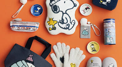 Afternoon Tea LIVING × PEANUTSのコラボ「SNOOPY in Winter land」が本日(9/18)より展開!