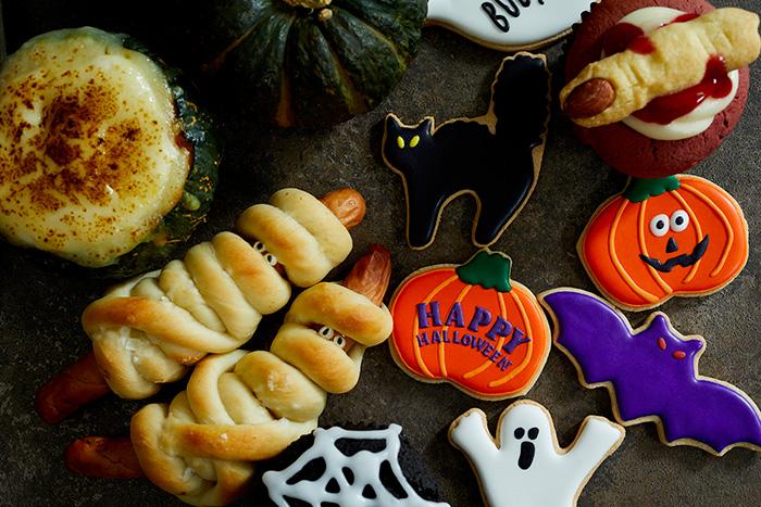 DEAN&DELUCAのハロウィン向けお菓子はやっぱりオシャレ。店舗限定カフェメニューも紹介。