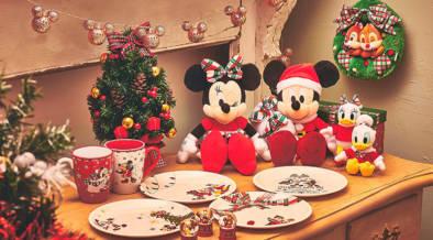 ナイトメア・ビフォア・クリスマスに、ツムツムも!ディズニーストアのクリスマスアイテムが、11/1より続々登場予定