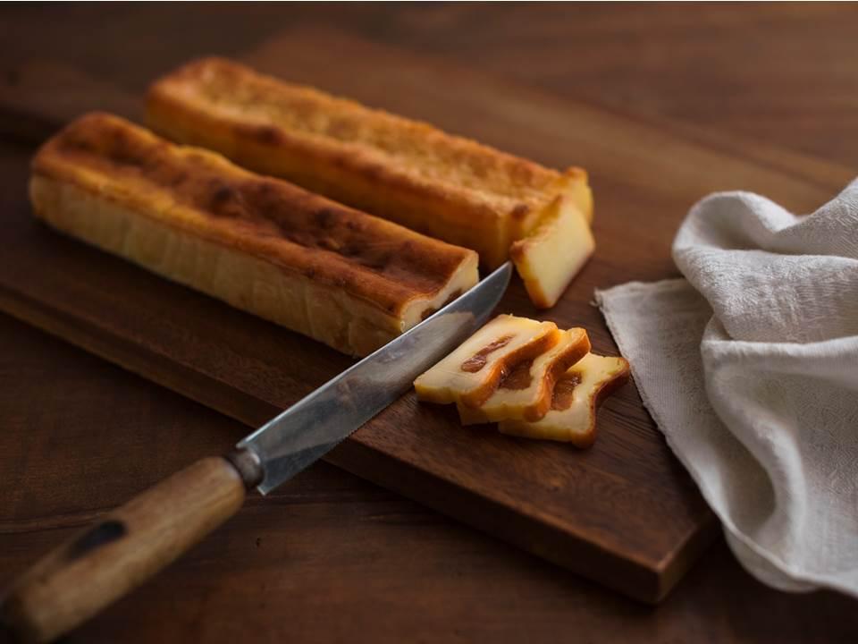 本日(12/3)、21時~24時の時間限定「みみずく洋菓子店」でこだわりのチーズケーキが販売開始!
