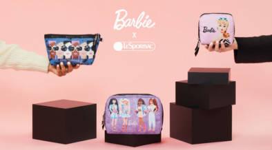 レトロテイストなアメリカンアートにキュン!Barbie×レスポートサックのコラボが本日(11/27)より発売開始