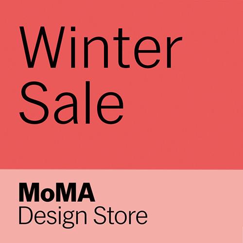 近代デザインの宝庫、MoMA Design Storeがウインターセール中!