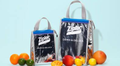 インパクト抜群!Ziploc® × DEAN & DELUCA × BEAMS COUTUREのトリプルネームによる保冷バッグが8/7オンライン限定発売!