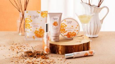 もう秋かぁ…。明日(9/1)からVECUA Honeyより、金木犀の香りシリーズが数量限定発売開始!