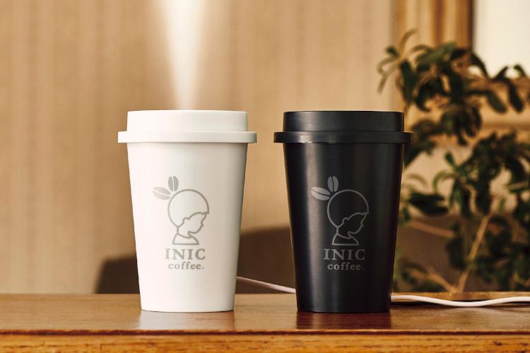 え、これが付録!?INIC coffeeのコーヒーカップ風卓上加湿器が優秀すぎる!