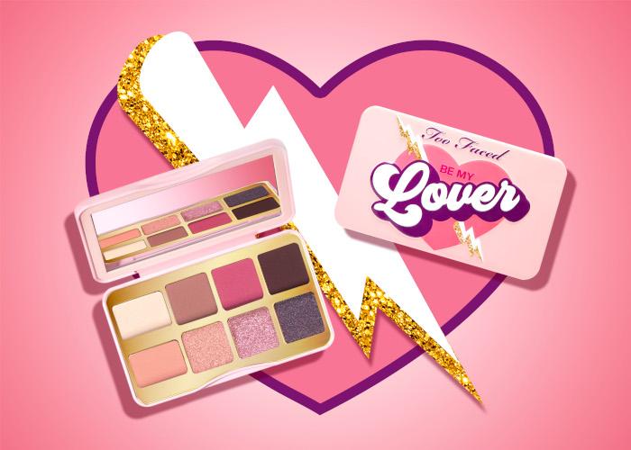 ラブリーすぎる!Too Facedのバレンタイン限定ミニアイシャドウパレットが先行発売中