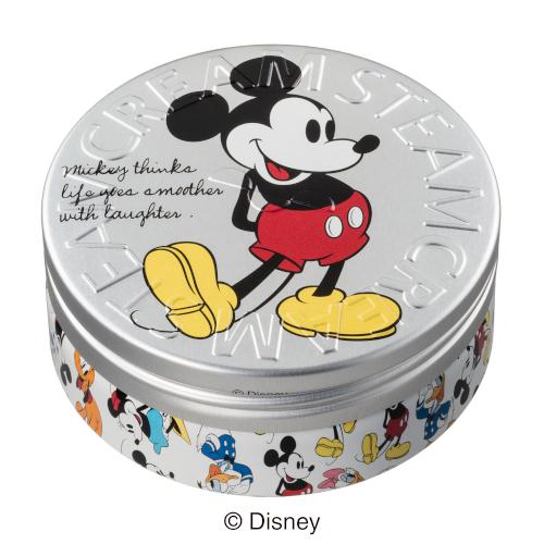 2/10、スチームクリームに人気のディズニー缶が復刻!