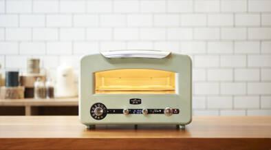 立ち上がりの速さで有名なアラジンのトースターがリニューアル!4人分の煮込み料理や炊飯までできちゃう。