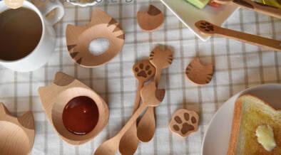 \ほっこり/猫モチーフの食器シリーズMioに癒される…