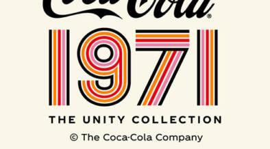 70年代風レトロデザインなロフト限定グッズ多数!「コカ・コーラ」ヒルトップテレビCM50周年記念「The 1971 Unity Collection」