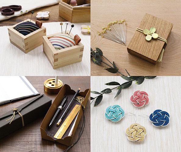 和風モダンな日本製裁縫道具「Cohana」シリーズに、本日(6/28)から新商品が登場!