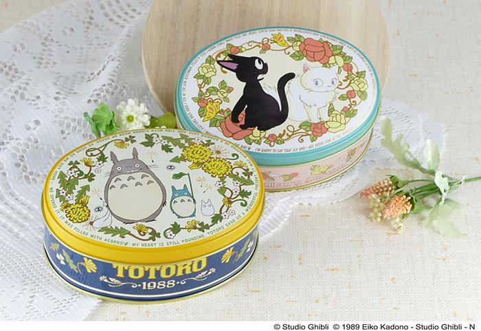 どんぐり共和国×ルピシアのコラボ紅茶缶が本日発売。外国のお菓子みたいなデザインがステキ。