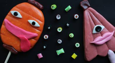 夏ですから。papabubbleよりおばけキャンディが登場!