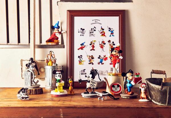 もうすぐミッキーマウススクリーンデビュー90周年!オンラインストアでは記念グッズが11/9から先行発売中!