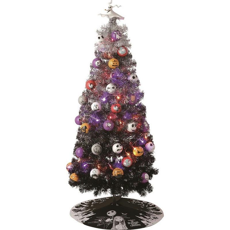 9/28(金)10:00~から2,000セット限定で先行発売!映画「ナイトメアー・ビフォア・クリスマス」仕様ののクリスマスツリー