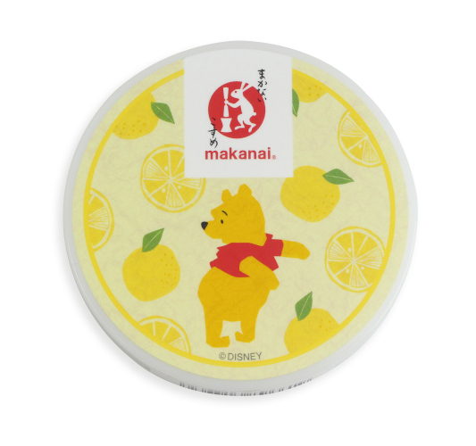 柚子はちみつの香りに癒やされる~。まかないこすめとディズニーストアの共同企画、くまのプーさんの柚子はちみつコスメが本日(10/29)発売開始